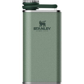 Stanley Classic Wide Mouth Flask 230ml hammertone green